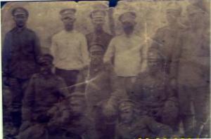 Белчени войници