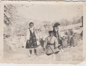 Zima selo Bela