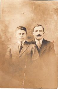 Георги Цветков и Михаил Цветков